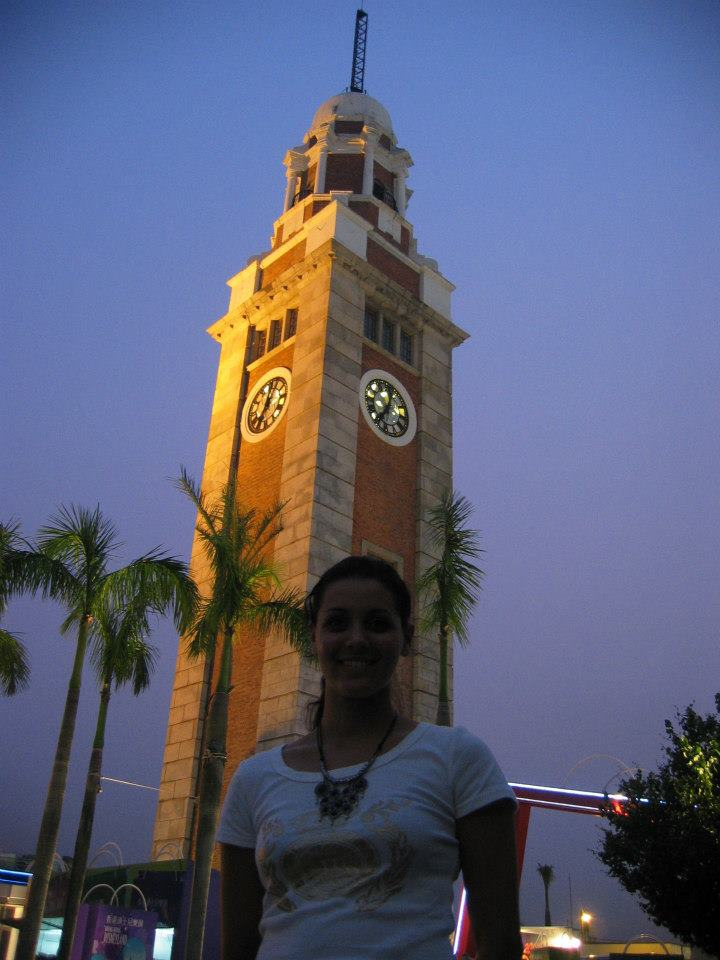01 Clock tower