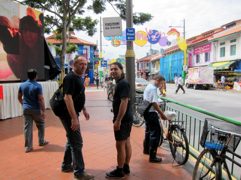 06 In Little India