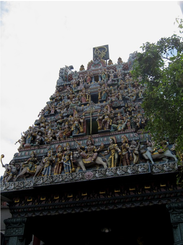 07 Tempel in Little India